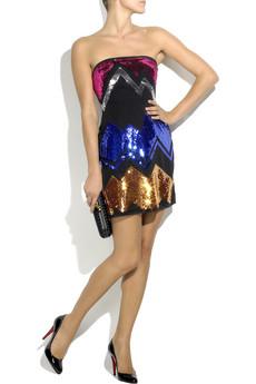 Фото №8 - Лучшие платья для новогодней вечеринки!