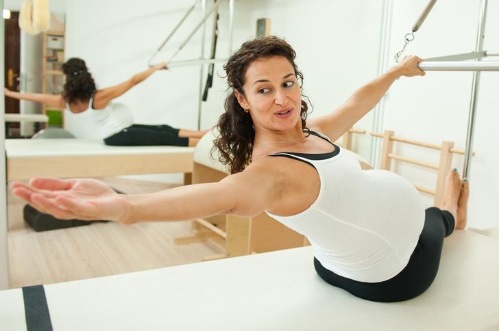 Фото №1 - Справиться с диабетом беременным поможет фитнес