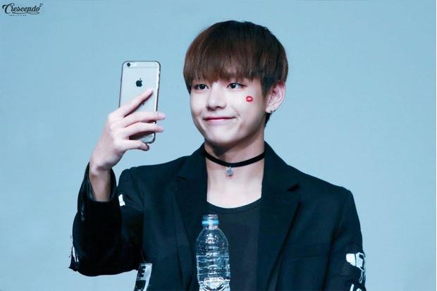 Фото №13 - Как изменился Ким Тэхён: много-много фоток Ви из BTS 😍