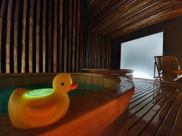 Фото №2 - Как с Goosi вода: что происходит в иммерсивной бане и почему вам нужно испытать это на себе