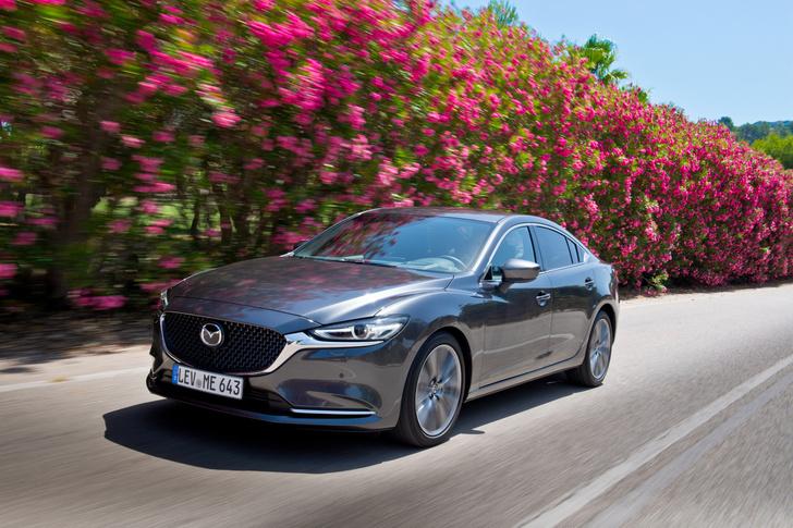 Фото №1 - 6 причин, почему Mazda 6— самая важная модель бренда