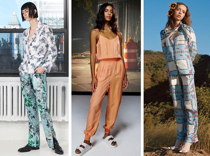Фото №6 - Тренды весны и лета 2021 с Недели моды в Нью-Йорке