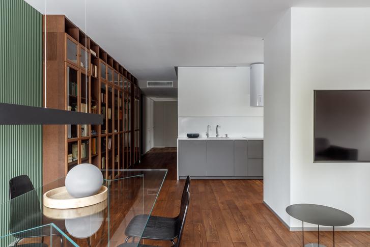 Фото №4 - Кухня-гостиная: планировка, лайфхаки и подводные камни