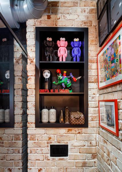 Фото №6 - Яркий лофт для коллекционеров искусства в Москве