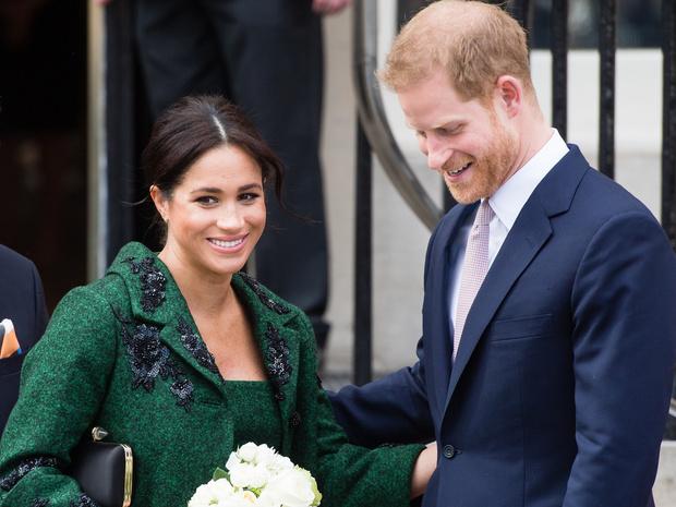 Фото №2 - Какой титул дочь Гарри и Меган получит сразу после рождения (и получит ли вообще)