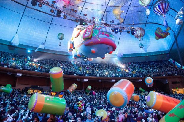 Фото №2 - Новогоднее квест-мегашоу «Ну, погоди! Поймай звезду»