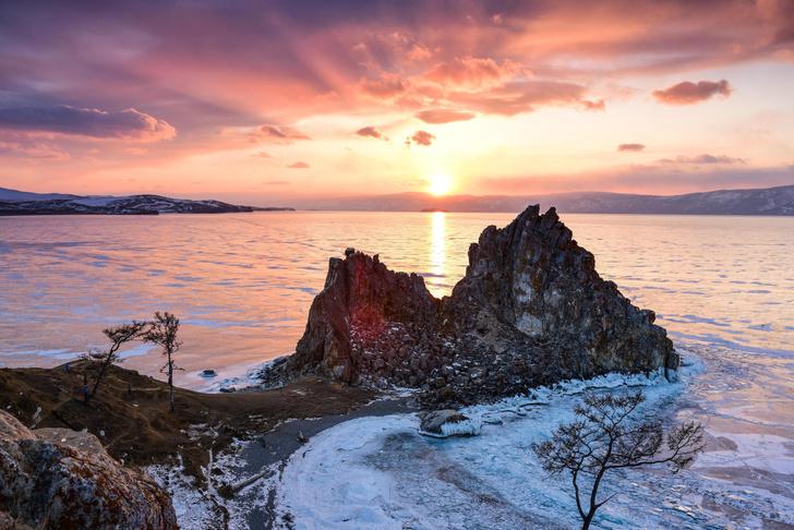 Фото №1 - Инфографика: 25 крупнейших озер