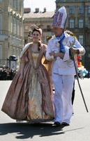 Анна Ковальчук и Сергей Мигицко