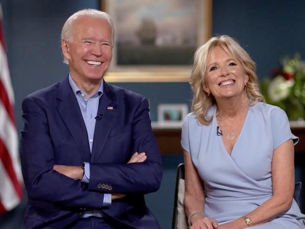 Фото №1 - О любви и не только: самые яркие цитаты из первого официального интервью Джо и Джилл Байден