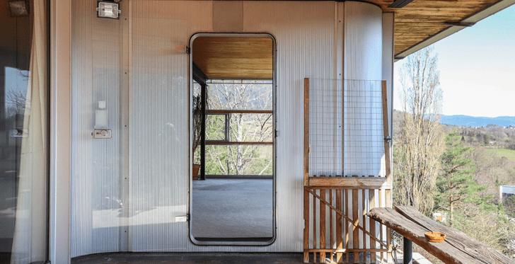Фото №7 - Во Франции продается дом архитектора Жана Пруве