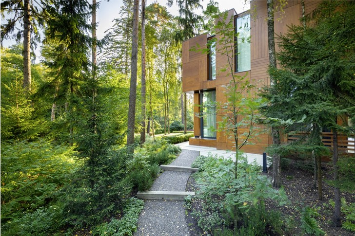 Фото №2 - Частный сад на Финском заливе по проекту бюро «Мох»