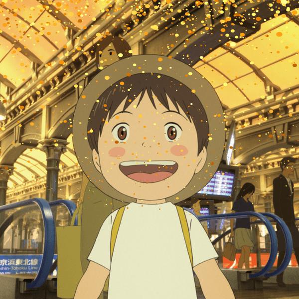 Фото №1 - Тест-рулетка: В какое аниме Мамору Хосоды ты могла бы попасть? 😎