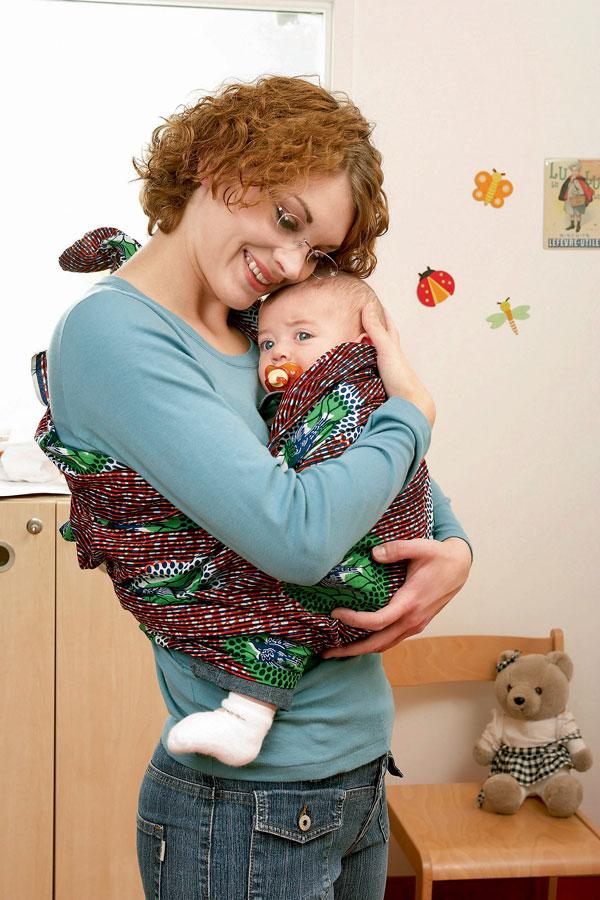 Фото №7 - 7 способов успокоить малыша