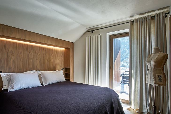 Фото №10 - Современное альпийское шале в оттенках серого