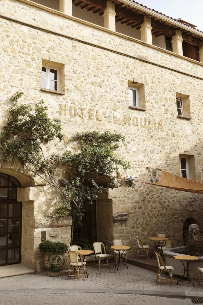 Фото №1 - Отель Le Moulin в старой мельнице в Провансе