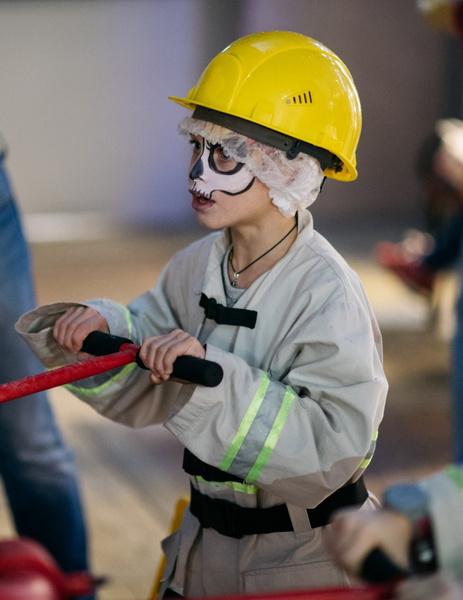 Фото №5 - Странные дела, привидения и мистический ЗАГС: Хэллоуин в детской стране профессий
