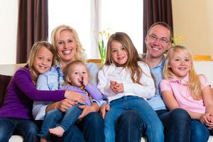 Фото №2 - Моя большая семья