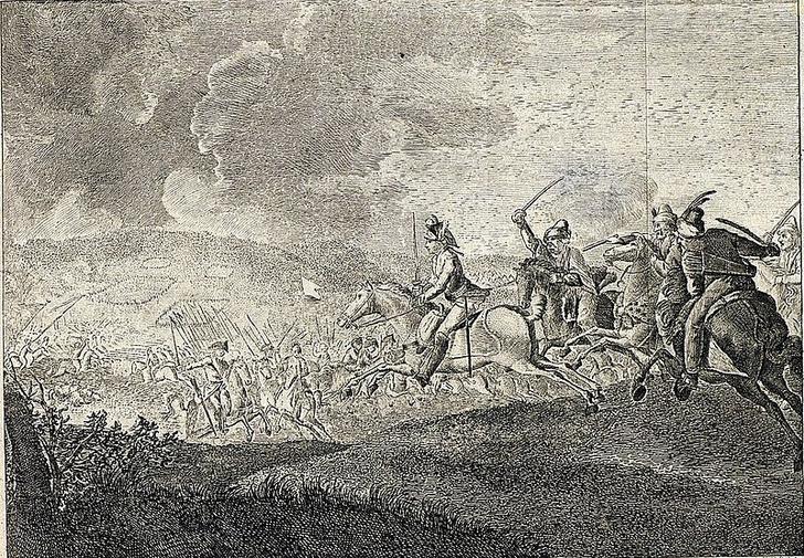 Фото №1 - Суворов: 7 подвигов великого полководца