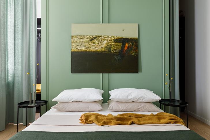 Фото №10 - Квартира для ценителей искусства в Санкт-Петербурге