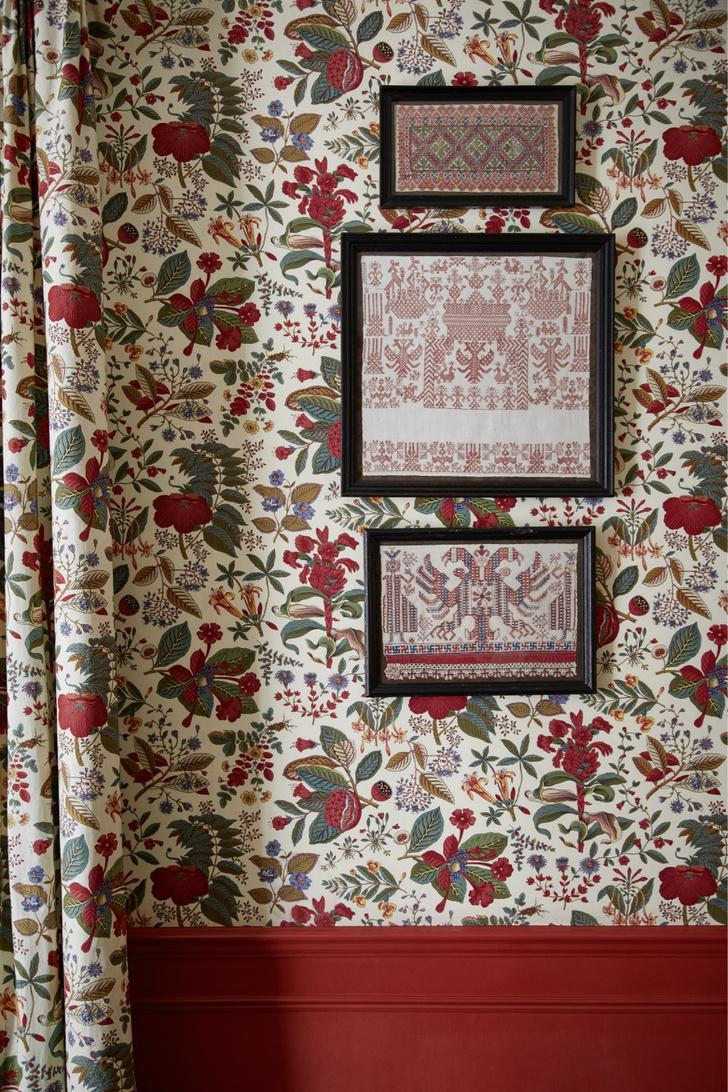 Фото №12 - Дом текстильного дизайнера Натали Фарман-Фармы в Лондоне