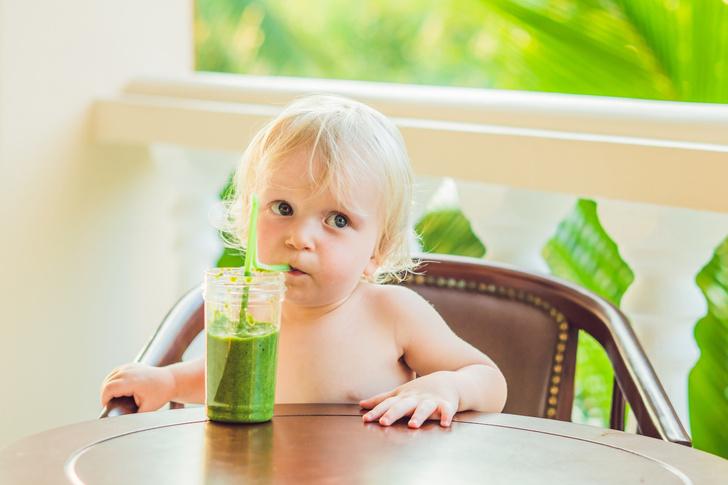 детские соки и пюре состав