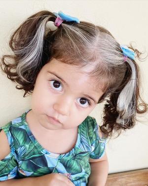 Фото №3 - Седая с рождения: как живется девочке с необычной внешностью