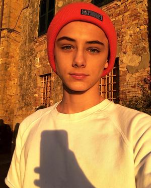 Фото №7 - Как выглядит мальчик, которого считают самым красивым в мире