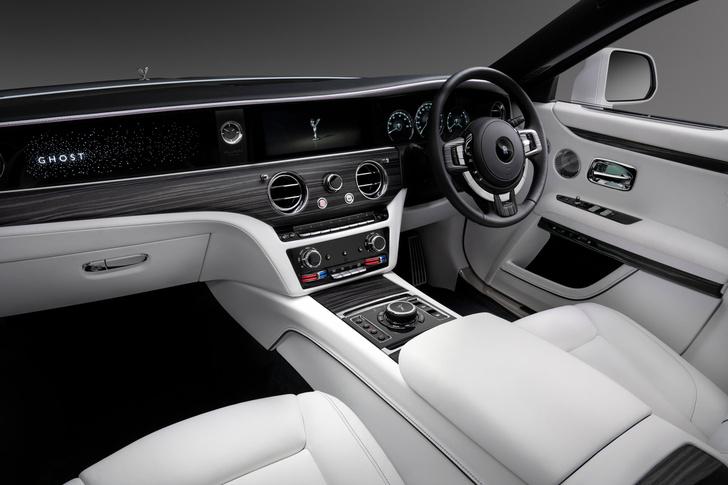 Фото №2 - Rolls-Royce Ghost— лучшее в мире привидение с мотором. И полным приводом
