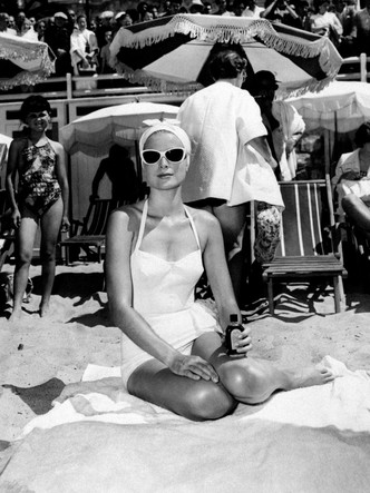 Фото №18 - Княгиня, актриса, дива: образы Грейс Келли, которые вошли в историю