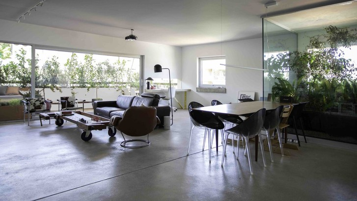 Фото №1 - Квартира с оранжереей в Афинах