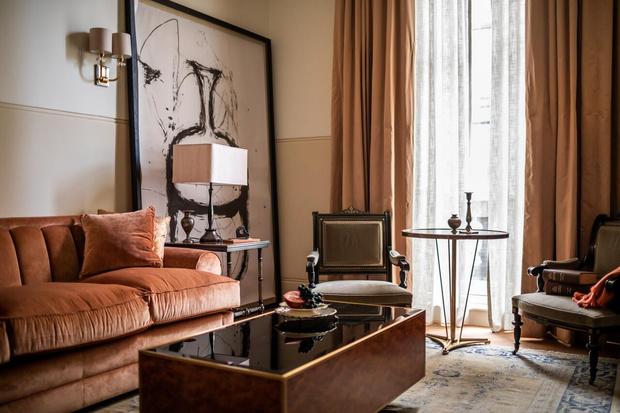 Фото №6 - Романтичный отель NoMad в Лондоне