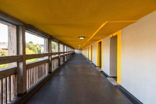 Фото №4 - Студенческое общежитие в духе Ле Корбюзье в Шеффилде