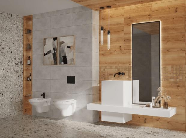 Фото №10 - Интерьер ванной как с обложки: идеи и решения