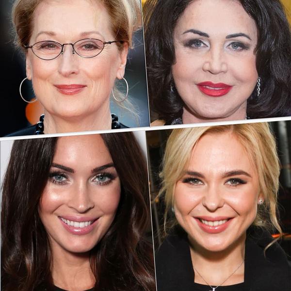 Фото №1 - Отечественные и западные звезды-ровесницы: кто выглядит старше, а кто— моложе