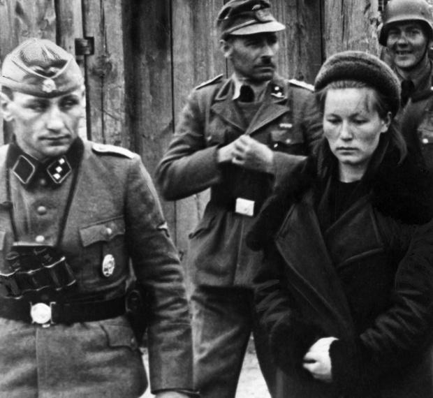 Фото №4 - Один патрон на двоих: история любви немецкого офицера и русской партизанки