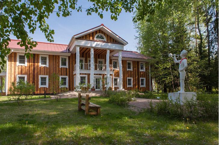 Фото №1 - Лучшие отели и гостевые дома Подмосковья