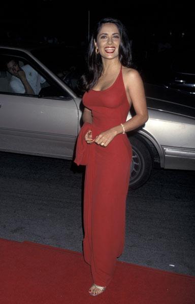 Сальма Хайек, 1995 год