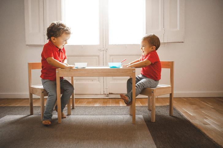 Фото №1 - Одна детская на двоих: как обойтись без драм и конфликтов