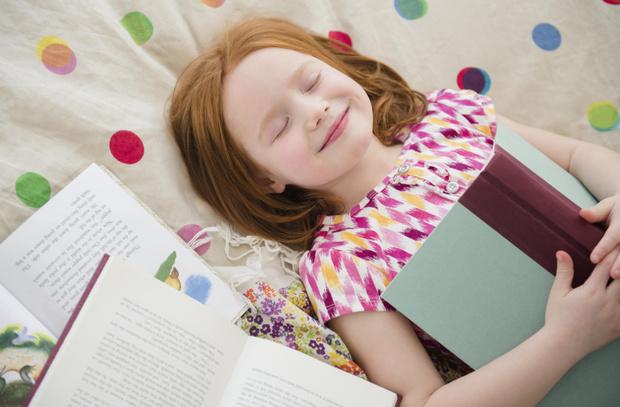 Фото №1 - Книги для девочек к 8 Марта