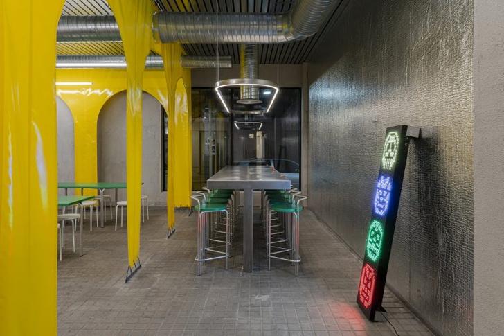 Фото №3 - Ресторан быстрого питания в Мадриде