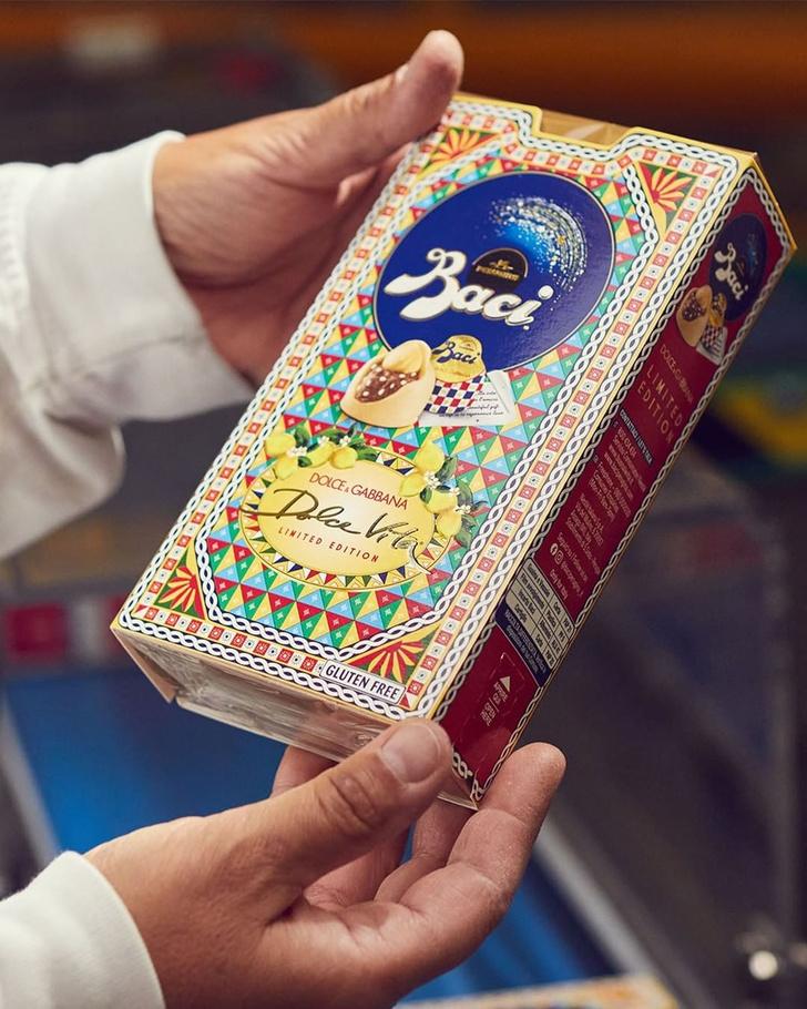 Фото №3 - Хочу шоколадные конфеты Dolce & Gabbana с орехом и лимонной начинкой