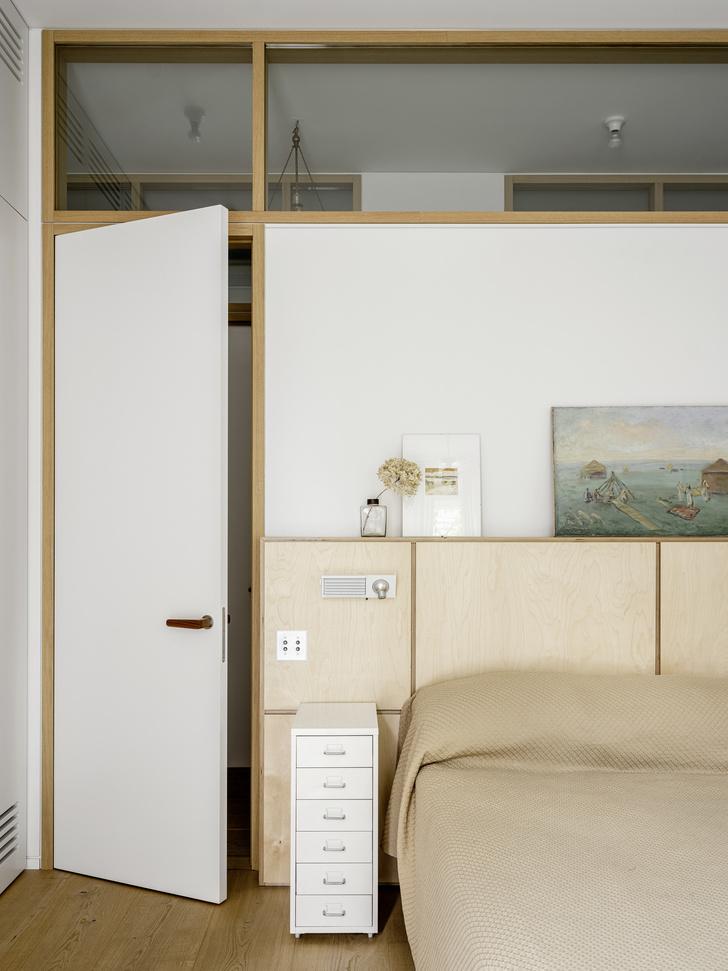 Фото №11 - Квартира архитекторов Наталии Трофимовой и Владимира Белоусова в Москве