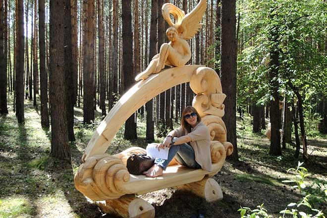 Фото №5 - Отыскать «Лукоморье»: едем на выходные в Ангарск