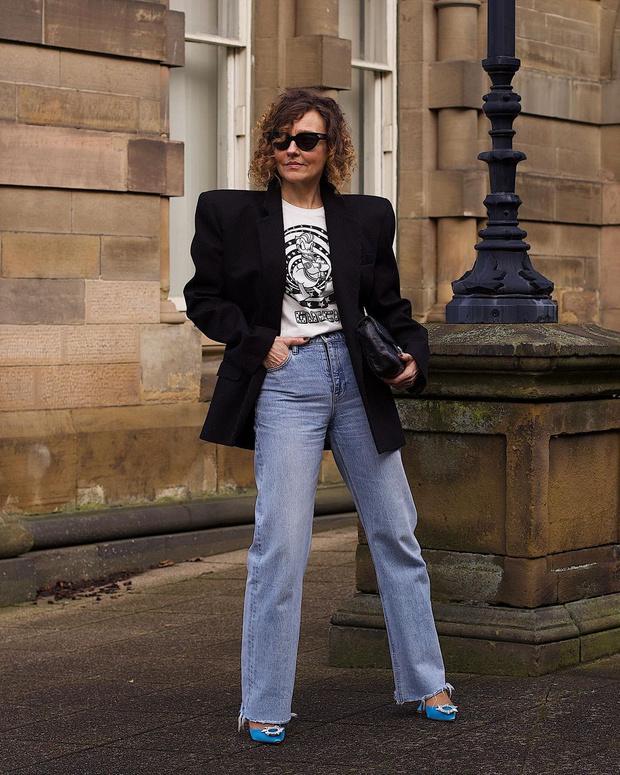 Фото №1 - «Гранфлюенсеры»: женщины 50+ с превосходным стилем, за которыми стоит следить
