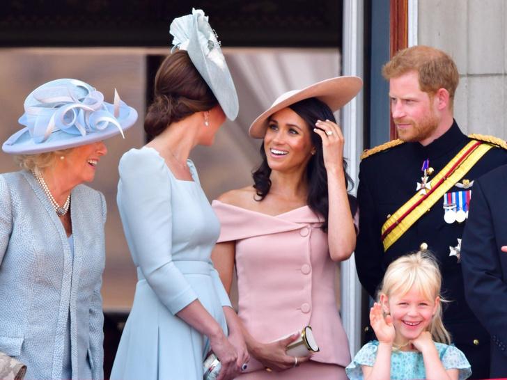 Фото №3 - Важное мероприятие, на которое Королева пригласила Сассекских (и почему им не стоит отказывать)