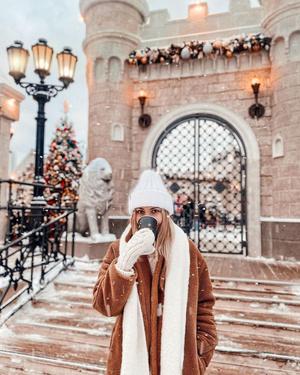 Фото №5 - Как не замерзнуть зимой на улице, празднуя Новый год