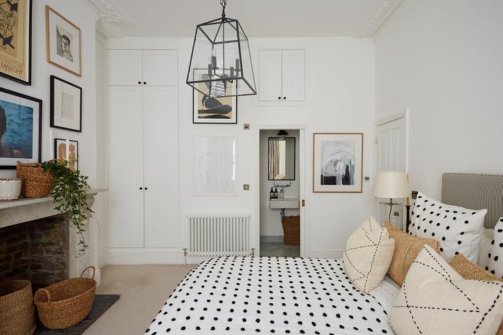 Фото №8 - Апартаменты в викторианском доме в Лондоне