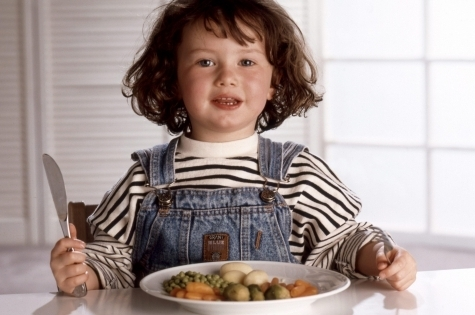 Рацион питания ребенка в год: детская еда