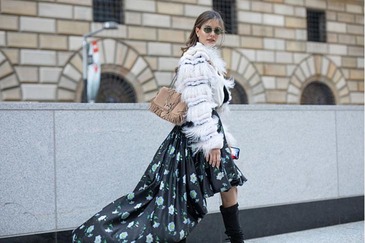 Фото №2 - Фасоны, стили и виды юбок: от американки до микромини