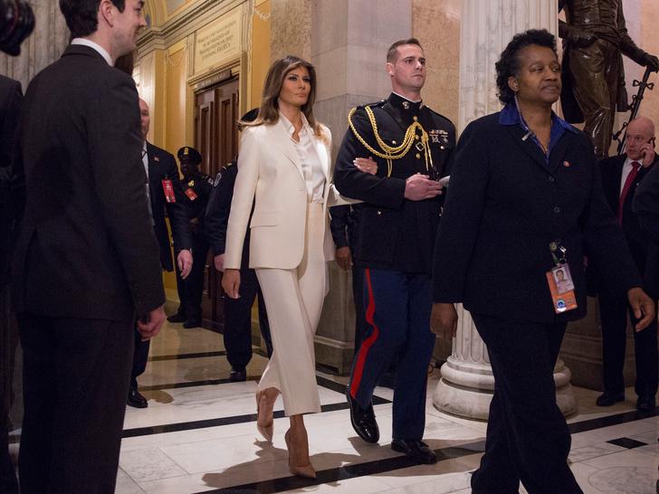 Фото №3 - Месть Мелании Трамп: как бывшая Первая леди реагировала на сообщения об изменах мужа